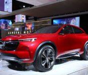 2022 Buick Enspire 2021 2020 Electric