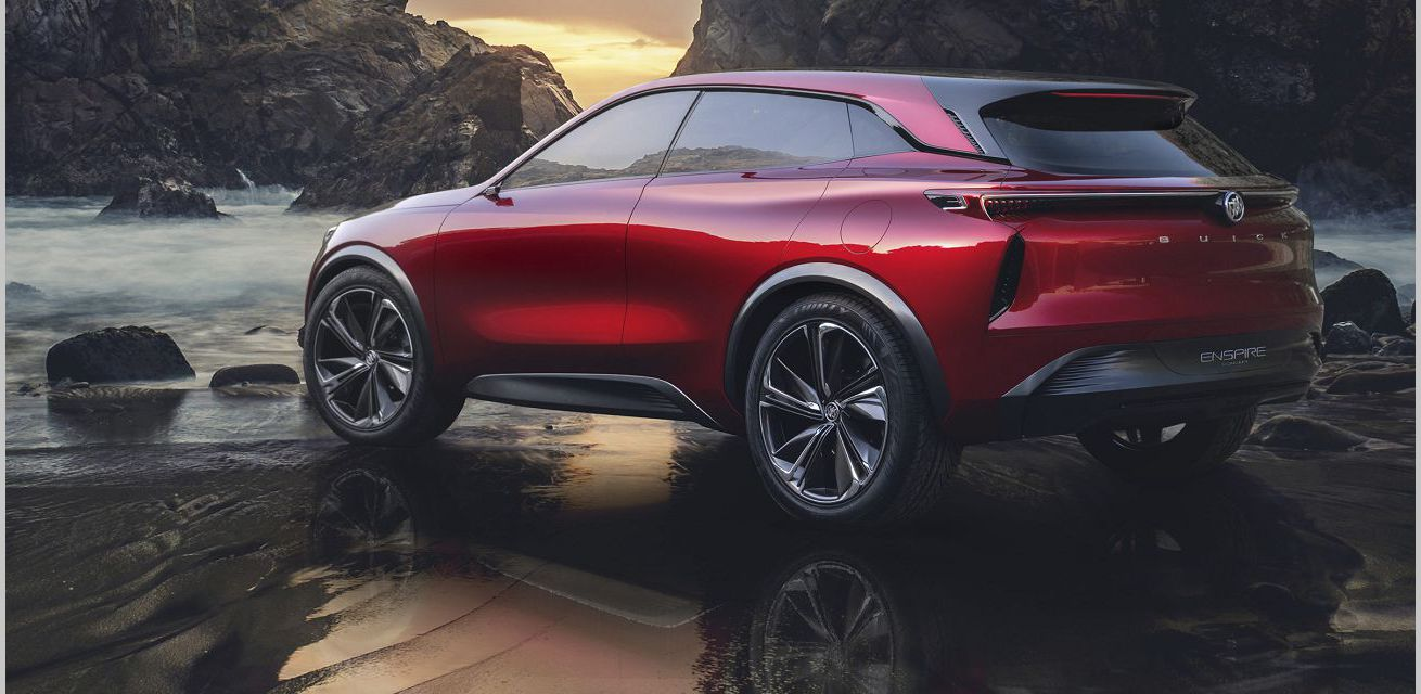 2022 Buick Enspire When Will The Be Available