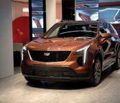 2022 Cadillac Xt7 2021 2020 Exterior