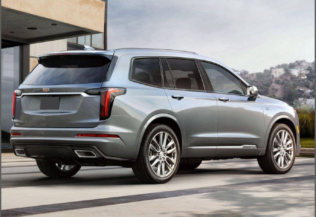 2022 Cadillac Xt7 Interior Review