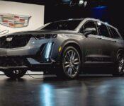 2022 Cadillac Xt7 Suv 2017 Specs