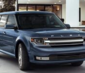 2022 Ford Flex 4x4 Will There Be What Replace Exterior