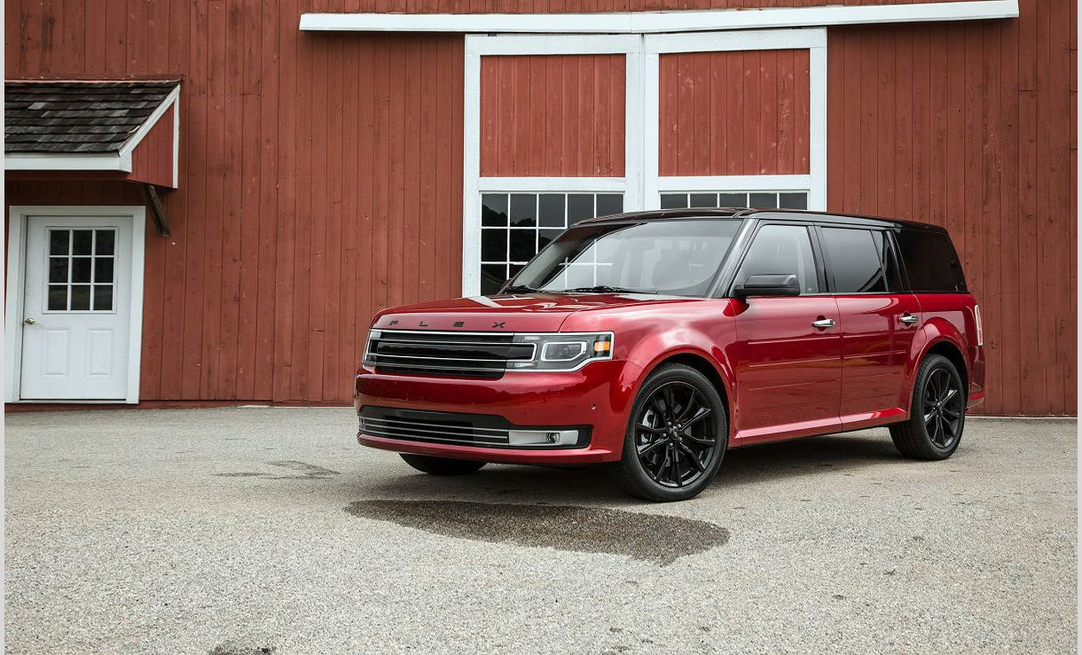 2022 Ford Flex Car Used Limited 2021 Price Sel Model