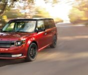 2022 Ford Flex Funkmaster Expedition A 2008 White Red