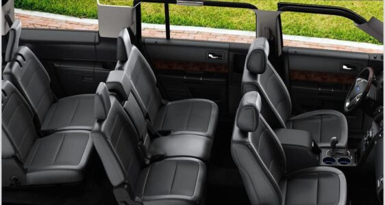 2022 Ford Flex The In How Much Does Is Review Mpg