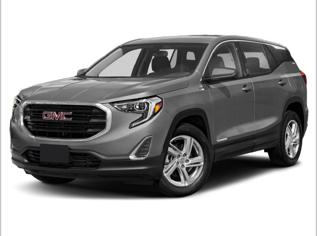 2022 Gmc Terrain Out Do What In Is Worth It Lease Exterior
