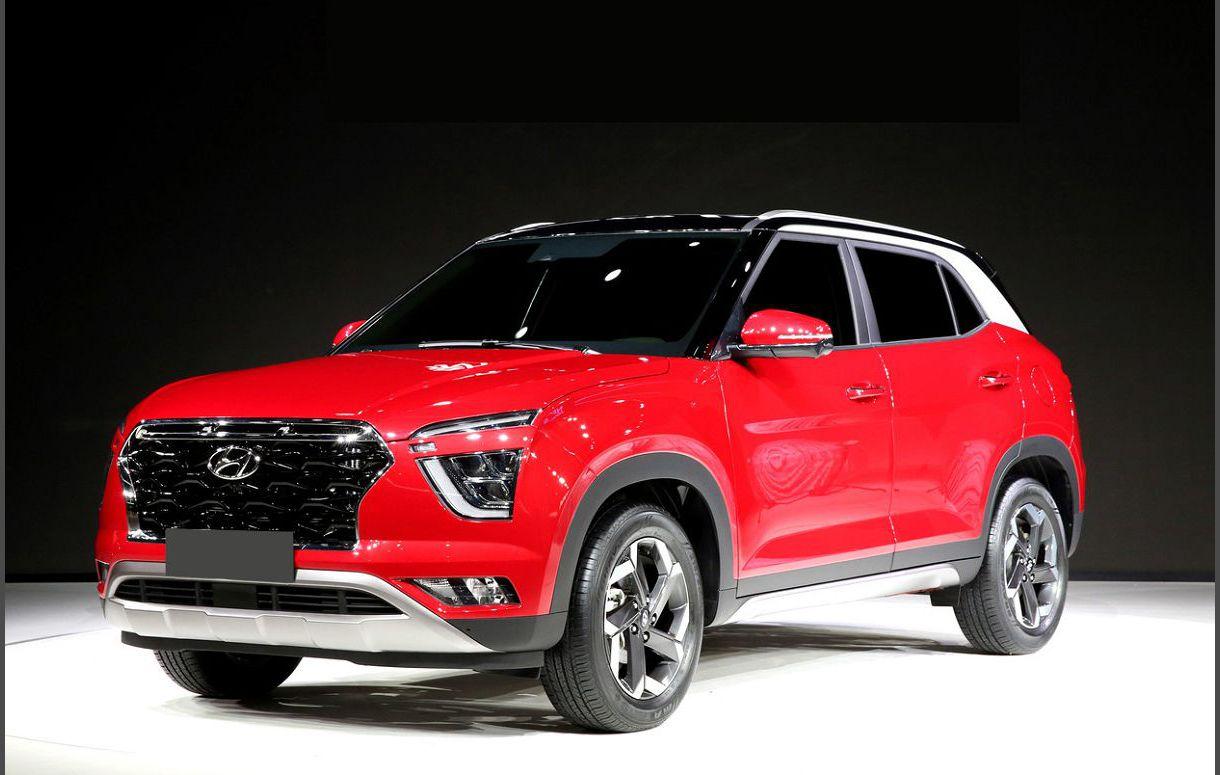 2022 Hyundai Creta 2021 Sx Model 2019 Ex E Lease Image