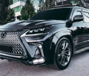 2022 Lexus Gx 460 Model Next Generation Gray Are Reliable