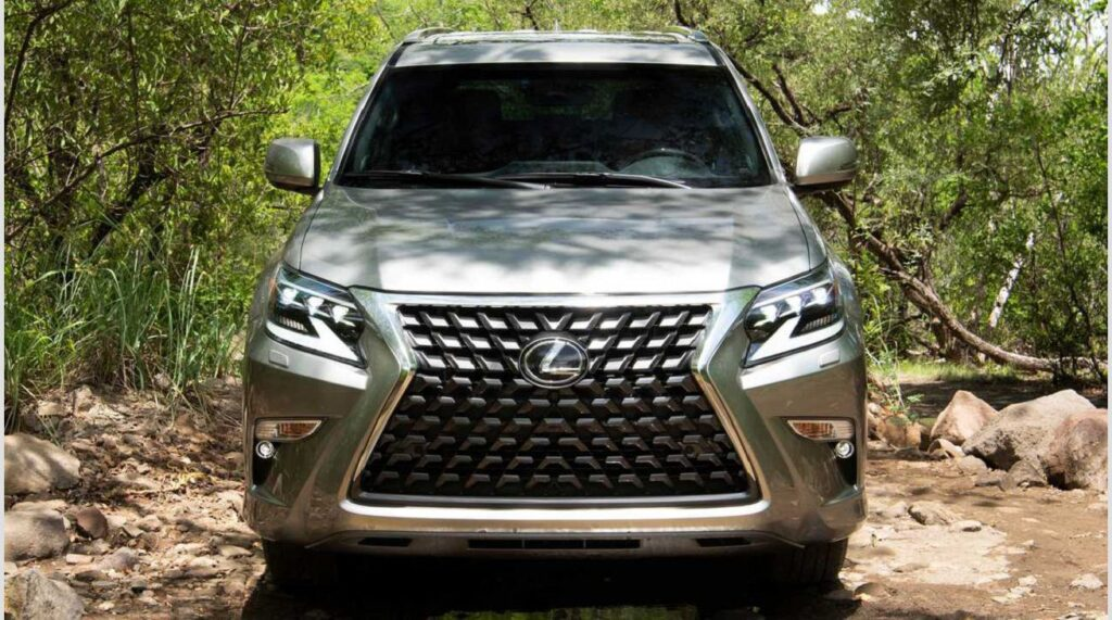 2022 Lexus Gx 460 Review Pictures Is A Good Car Exterior
