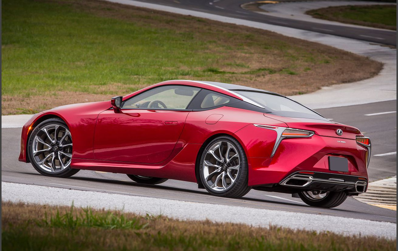 2022 Lexus Lc 500 2018 2019 500h Is Cost Black Panther