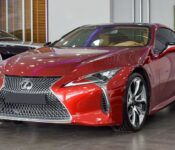 2022 Lexus Lc 500 Will Fast F Does Come A Availability