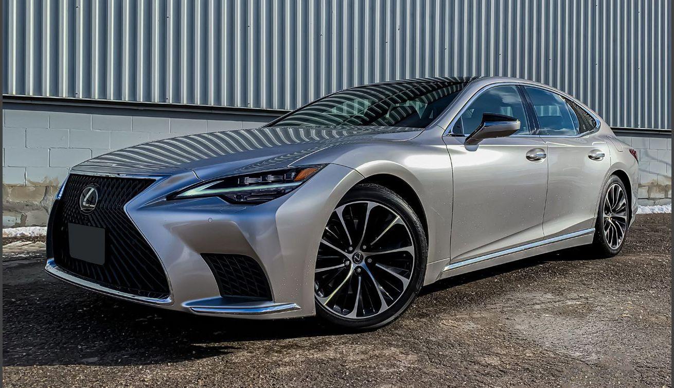 2022 Lexus Ls 500 2018 500h 2019 Is Lx Review Image