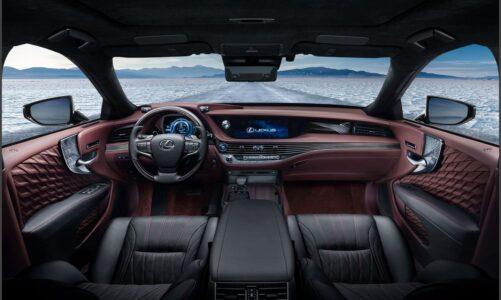 2022 Lexus Ls 500 2020 2021 Ls500h For Sale F Sport