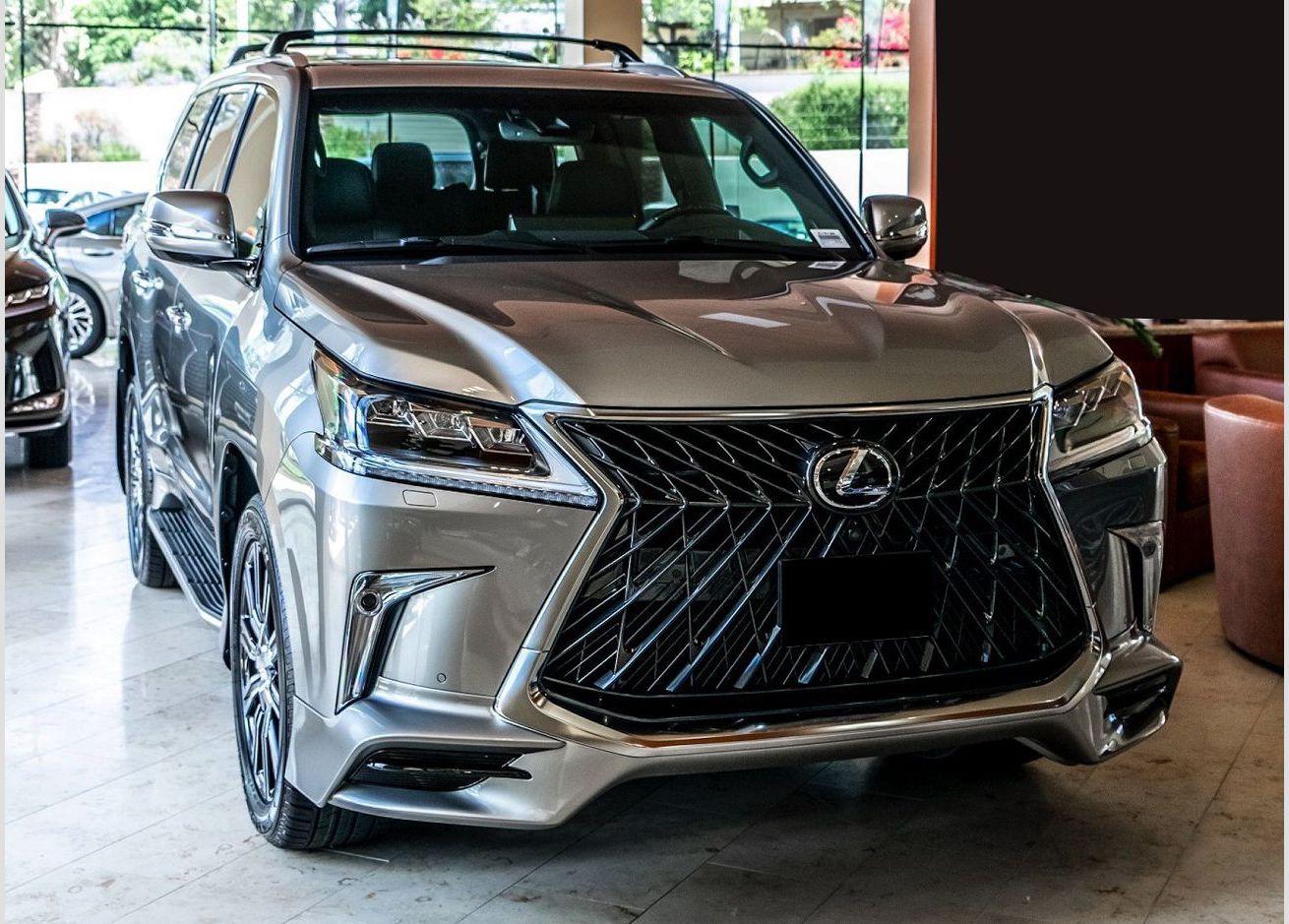 2022 Lexus Lx 570 Kuro Limited Edition Specs Precio Remove