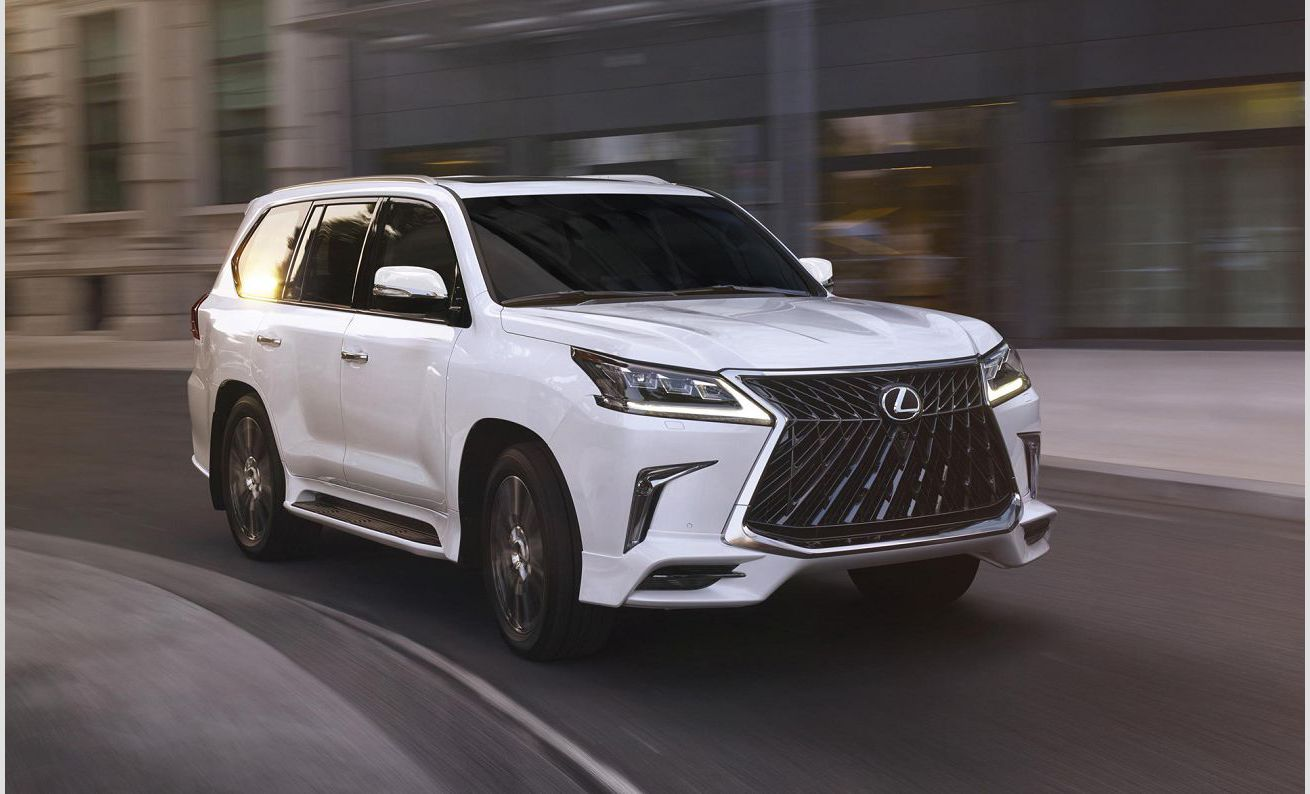 2022 Lexus Lx 570 Much Is Model Does Cost Review
