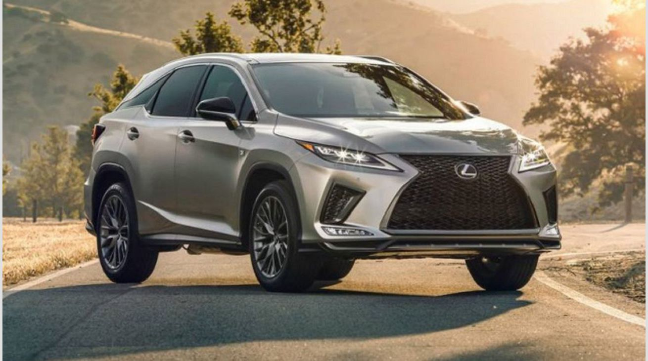2022 Lexus Rx 350 2017 Rs350 Price Redesign Appearance Used