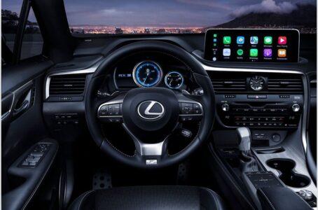 2022 Lexus Rx 350 2018 F Sport 350l Lx 2010 Specs Exterior