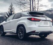 2022 Lexus Rx 450h Gs Performance Interior The Worth It
