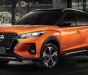 2022 Nissan Kicks Orange 4wd Blue Review Colors Canada
