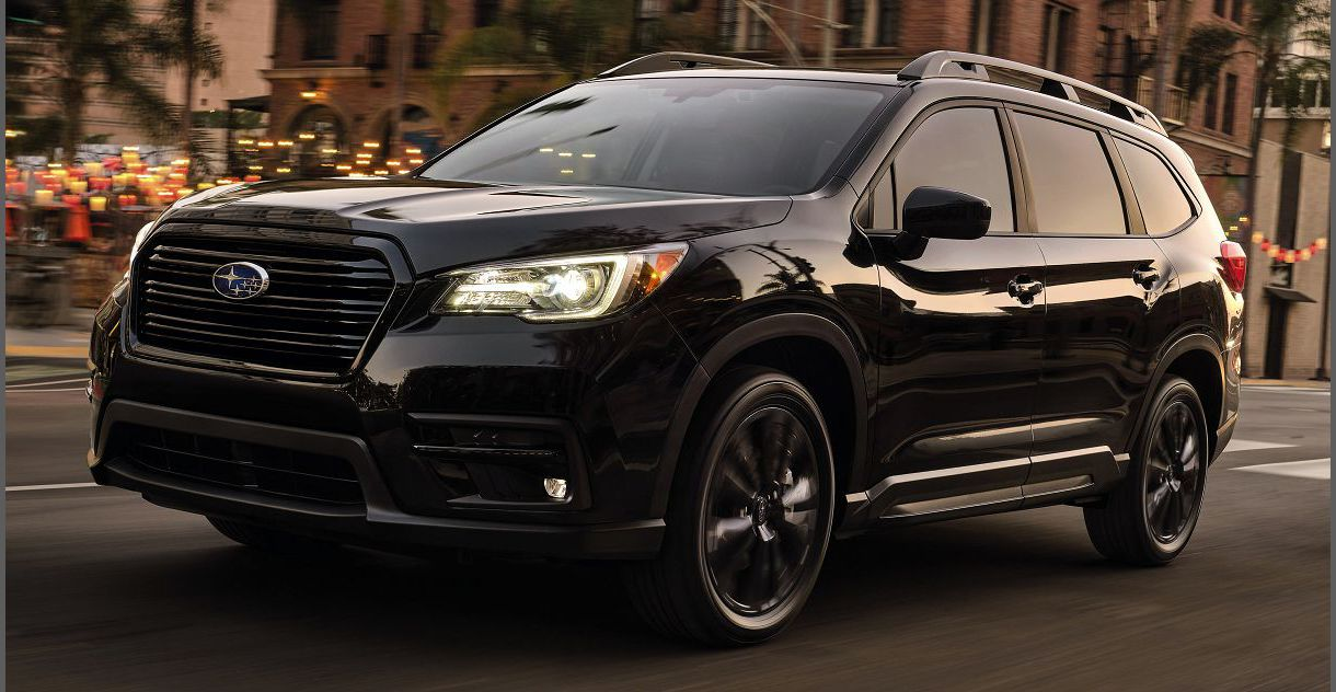 2022 Subaru Ascent 2021 2020 For Sale 2019 Used Specs