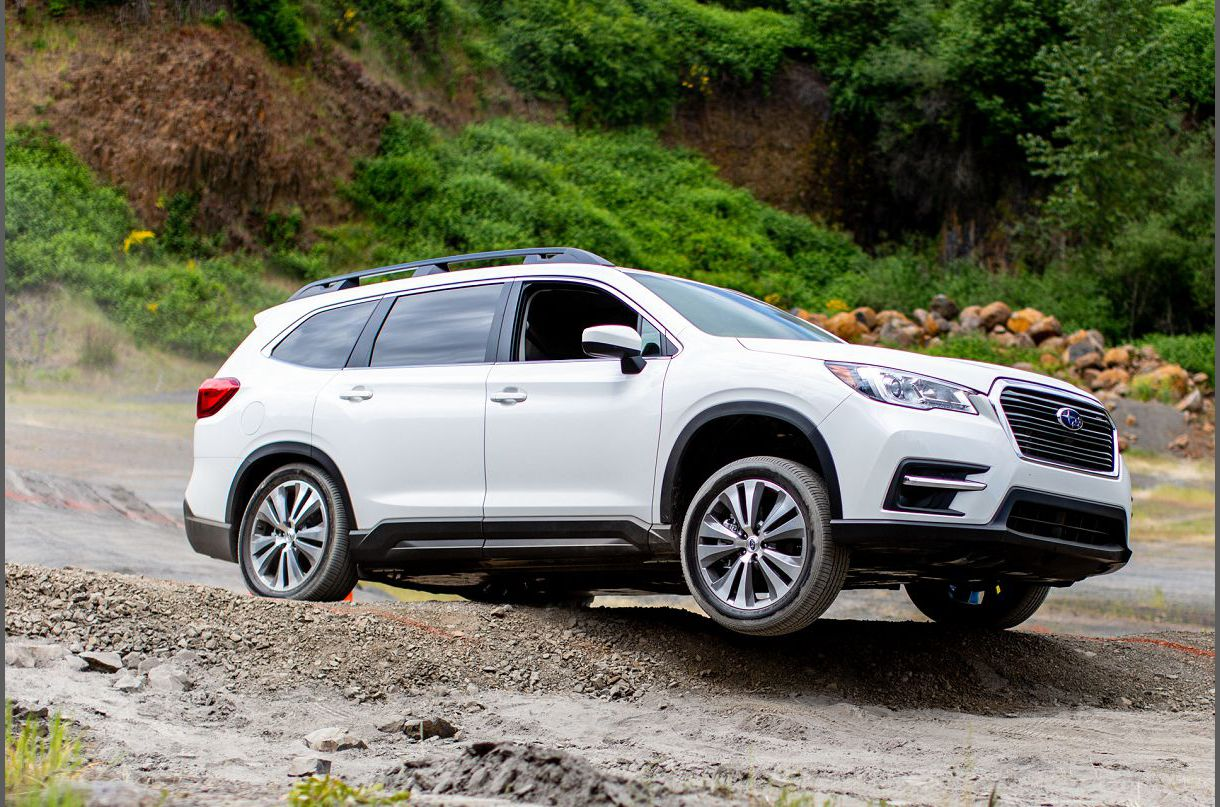 2022 Subaru Ascent 3rd Row 2018 Largest Suv 3 Lease Image