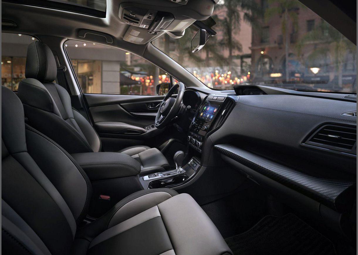 2022 Subaru Ascent 7 Seater Limited Touring Price Premium