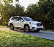2022 Subaru Ascent Atlas 2017 Passenger Horsepower Cross Bars