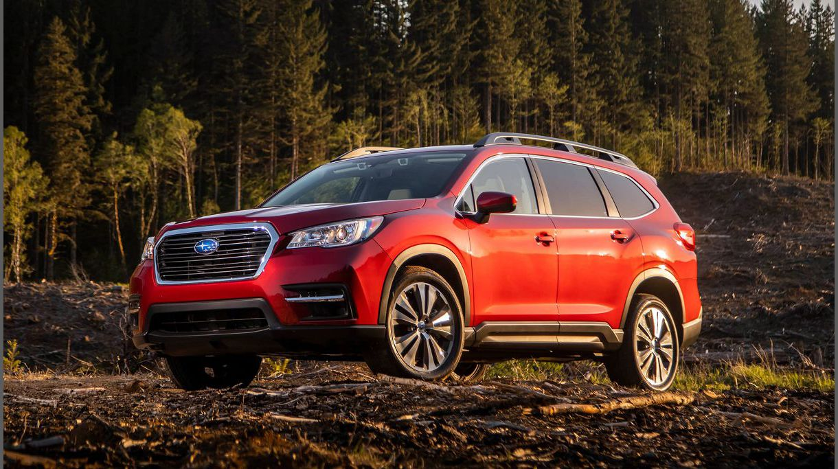2022 Subaru Ascent Changes Refresh Redesign Colors Hybrid When Will Be Available