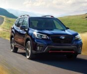 2022 Subaru Forester Australia When Will Be Available The Model