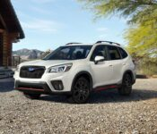 2022 Subaru Forester I Sh Sg5 2 Release Date Review Interior