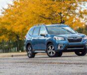 2022 Subaru Forester Touring E Boxer Near Me Limited Exterior