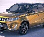 2022 Suzuki Vitara Mexico Peru Maruti Live Camioneta Is