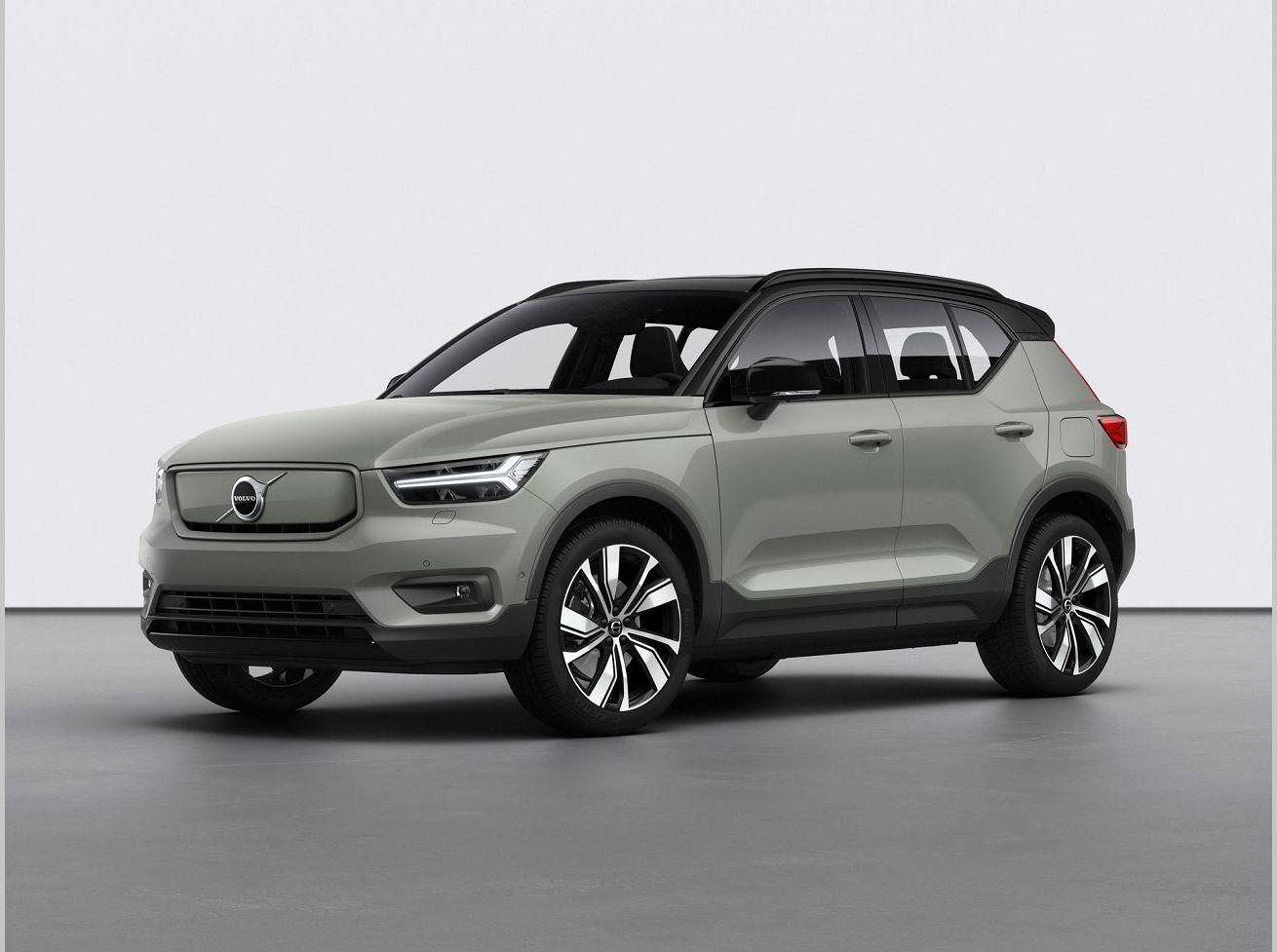 2022 Volvo Xc40 Cc 40 Car Price Compact Xe40 Exterior