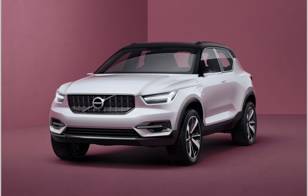 2022 Volvo Xc40 Pure Electric Used Suv For Sale Specs
