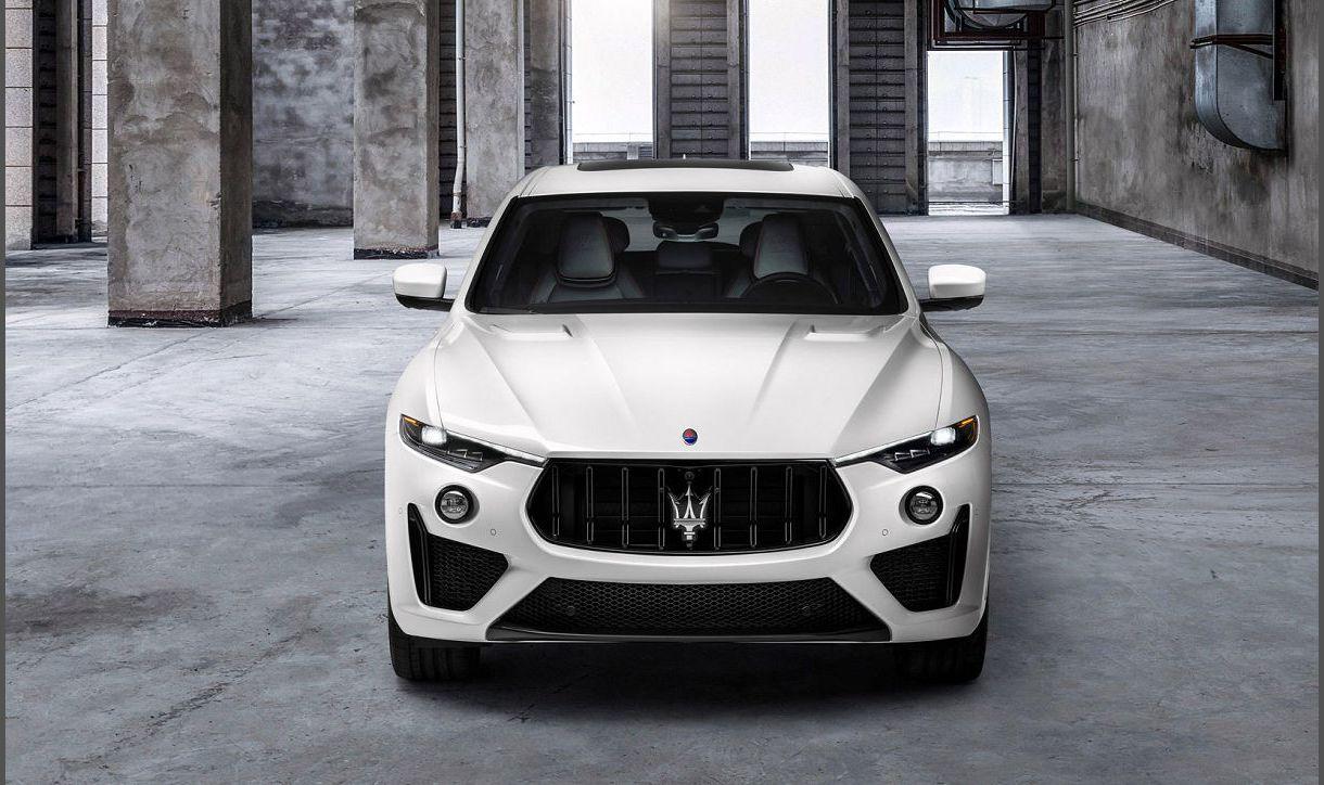 2022 Maserati Levante Apple Carplay Air Suspension The Build