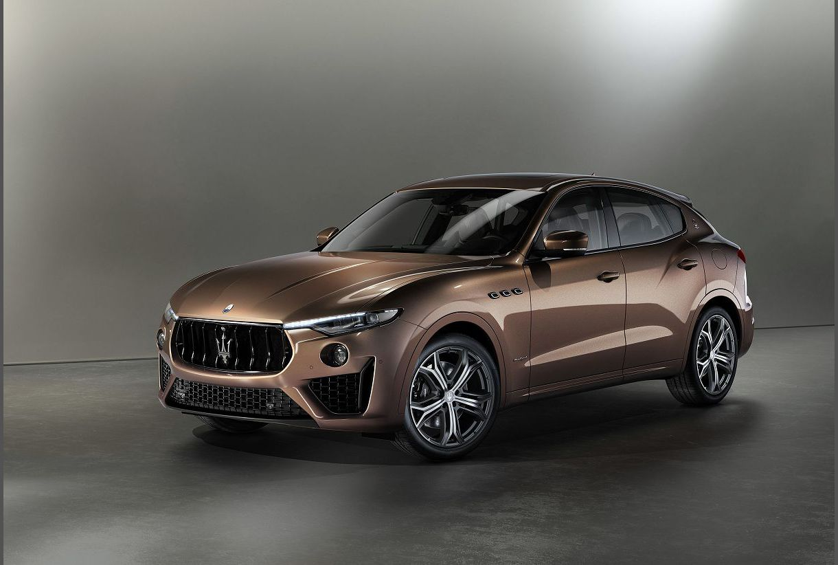 2022 Maserati Levante Horsepower V8 Jeep Black New Hp Model