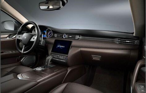 2022 Maserati Levante Novitec Modena Interior Release Date