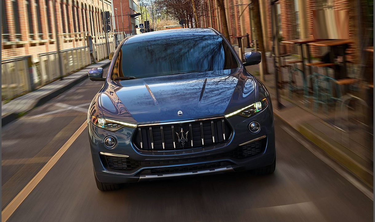 2022 Maserati Levante Nuova Much Does Review Lease Awd