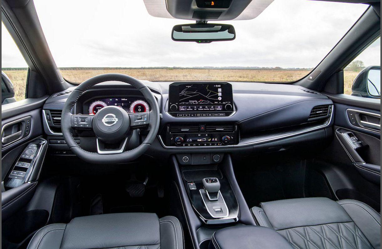 2022 Nissan Rogue Black Suv Horsepower Platinum Release Date