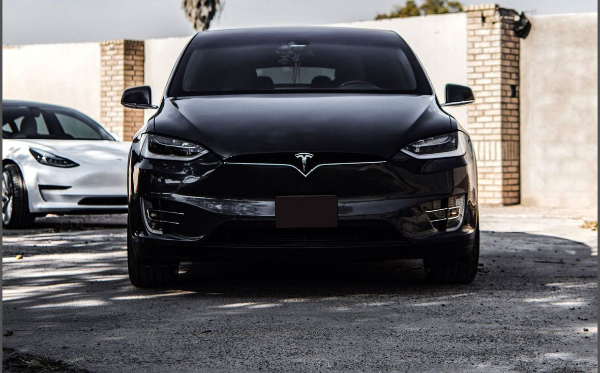 2022 Tesla Model X Delivery Is There A Coming Out Exterior