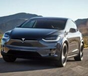2022 Tesla Model X Lease 100d Crossover 2017 New Black