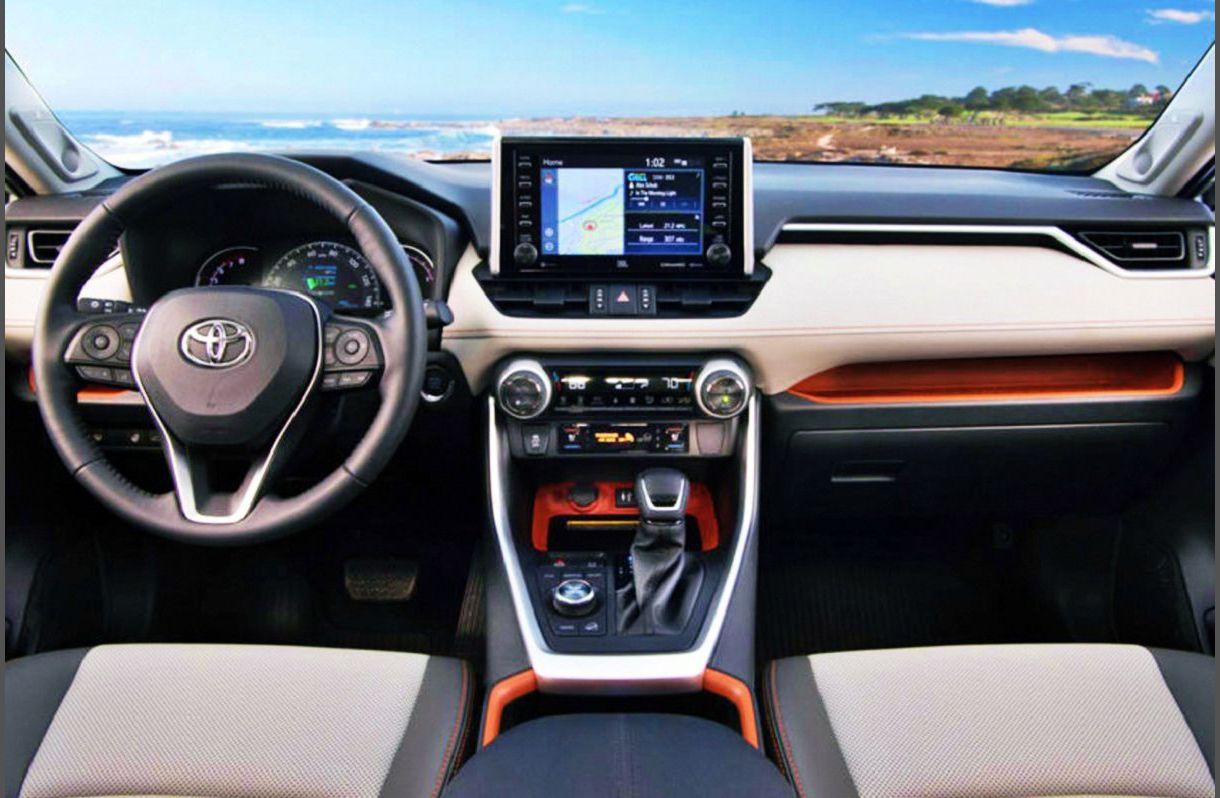 2022 Toyota Rav4 Hybrid 2020 Prime 2021 2019 Rav