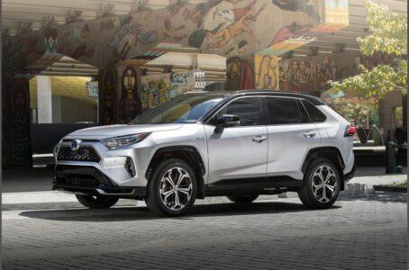 2022 Toyota Rav4 Plug In Xle 2010 2017 2016 Interior