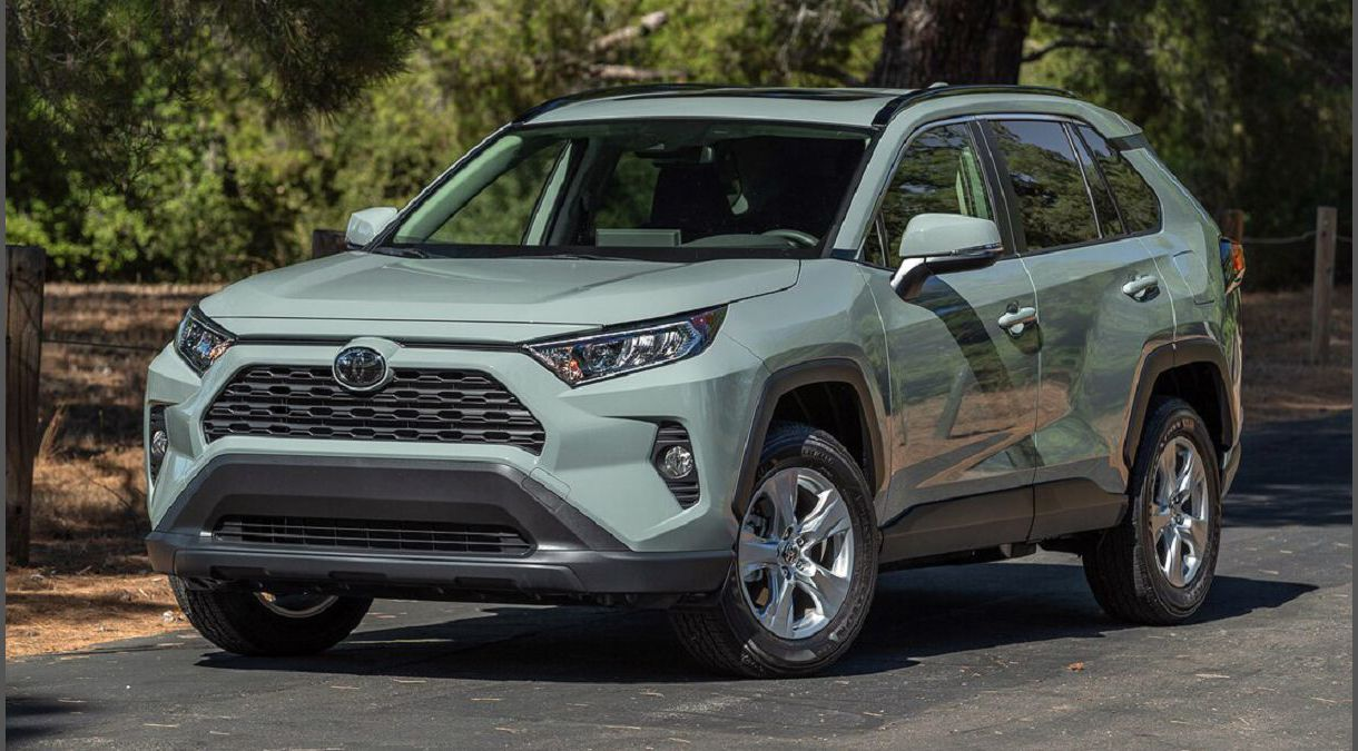 2022 Toyota Rav4 Where Built Changes Configurations Cost Colors