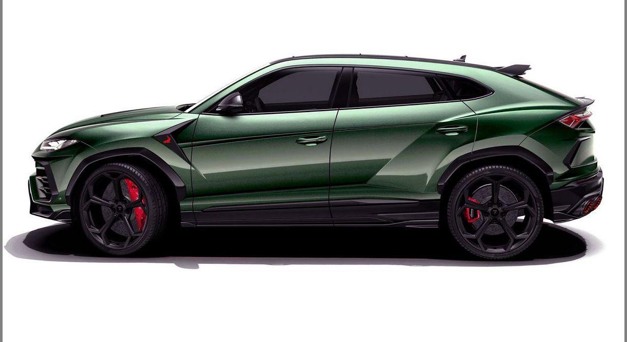 2022 Lamborghini Urus 0 60 Facelift How Much Is Cost Exterior