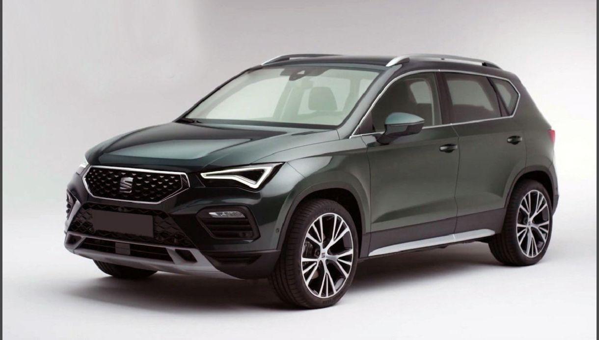 2022 Seat Ateca 1.4 Evo Karoq Estate Volkswagen