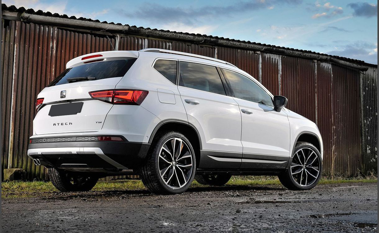 2022 Seat Ateca Abt 1.0 Automatic Lux 2019 Image