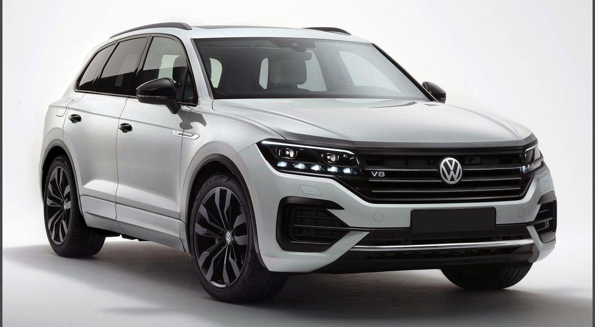 2022 Volkswagen Touareg 2015 2010 Price 2017 2004 Model
