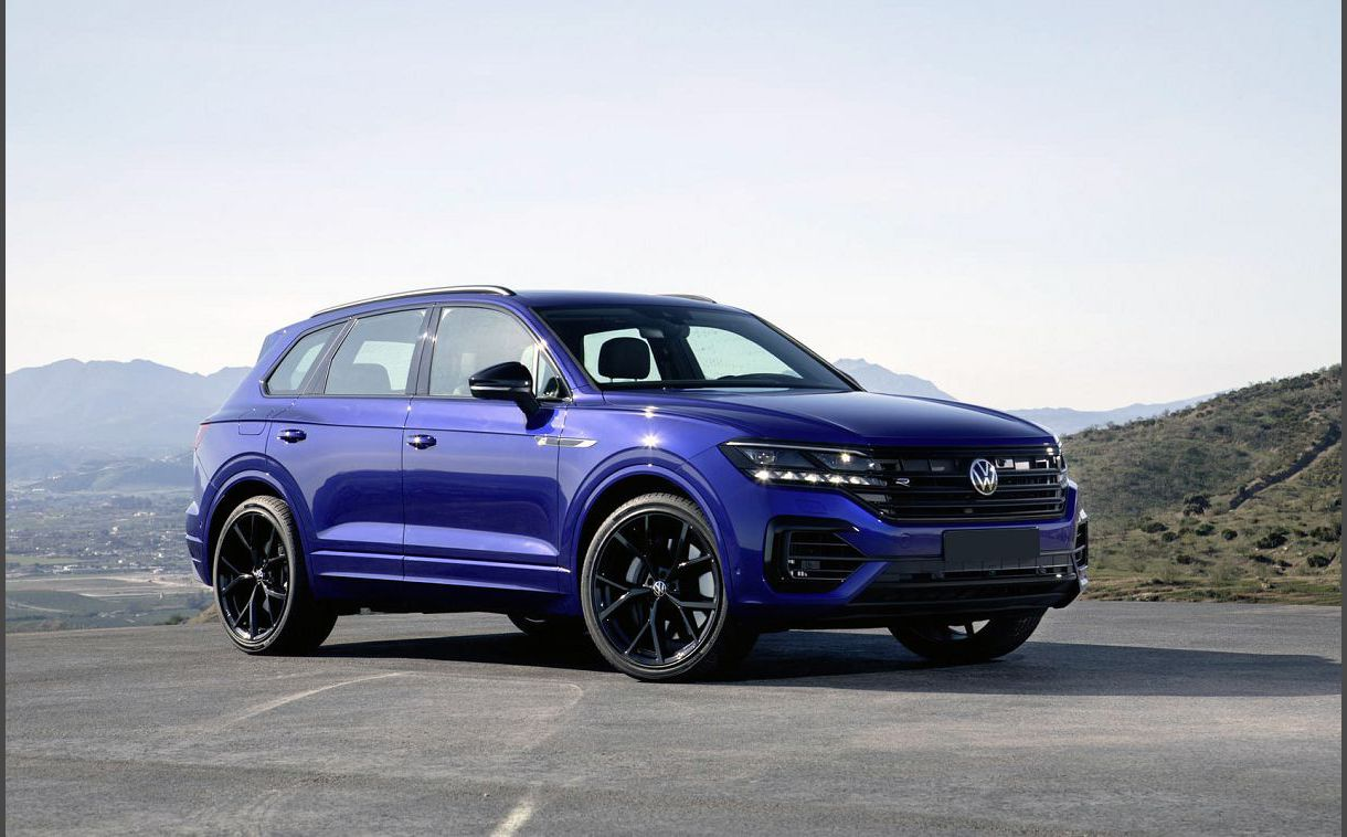 2022 Volkswagen Touareg New Has The Been Discontinued