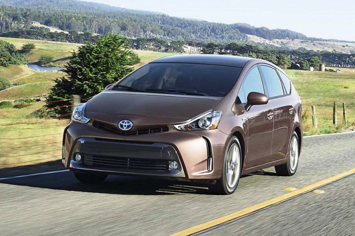 Permalink to 2020 Toyota Prius V Release Date Limited Awd Price Hybrid